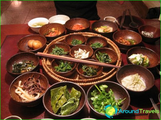 Perinteinen Pohjois-Korean keittiö