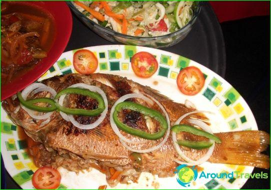 Perinteinen jamaikalainen keittiö