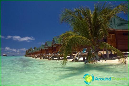 أفضل المنتجعات في جزر المالديف