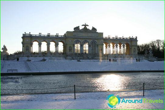Lomat Itävallassa helmikuussa