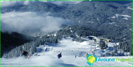 Lomat Itävallassa joulukuussa