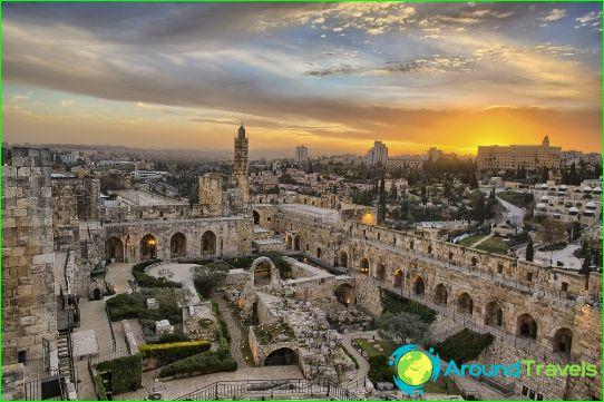 Lomat Israelissa joulukuussa