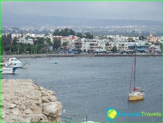 Lomat Kyproksessa tammikuussa