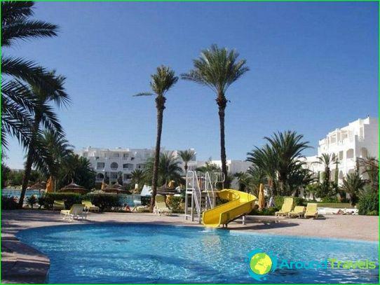Vakantie in Tunesië in januari