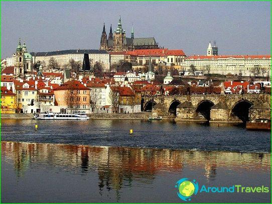 Priser i Prag
