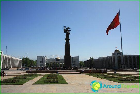 Hinnat Biškekissä