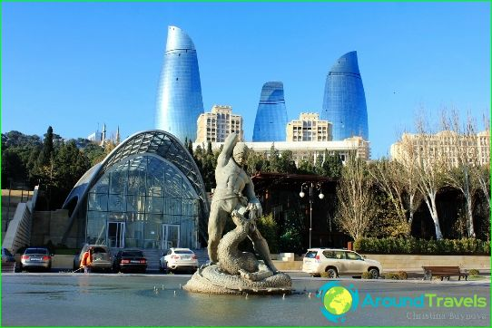 Цени в Баку