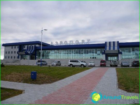 Lentokenttä Blagoveshchensk
