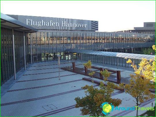 Hannoverin lentokenttä