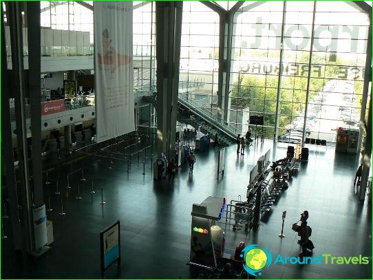 Lentokenttä Basel