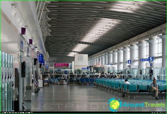 Lentokenttä Dalian