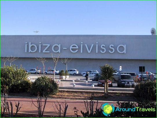 Ibiza luchthaven