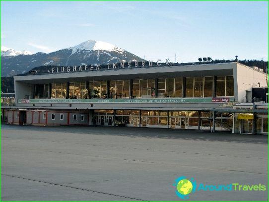 Innsbruckin lentokenttä