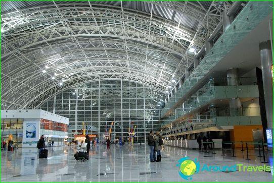 Luchthaven in Izmir
