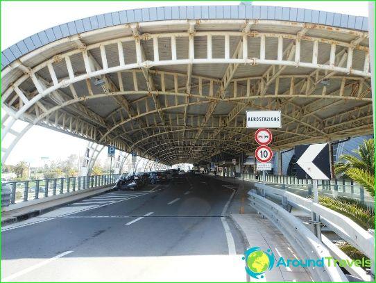 Luchthaven in Cagliari