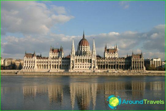 De beste resorts in Hongarije
