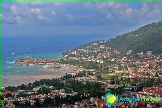 Juhlapyhät Montenegrossa heinäkuussa