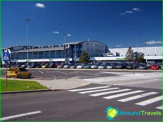 Летище в Катовице