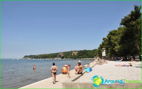 Най-добрите курорти на Словения
