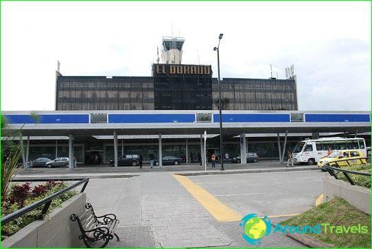 Летища в Колумбия