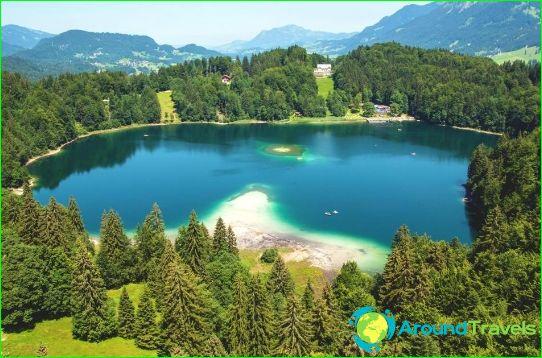 Най-добрите курорти в Германия