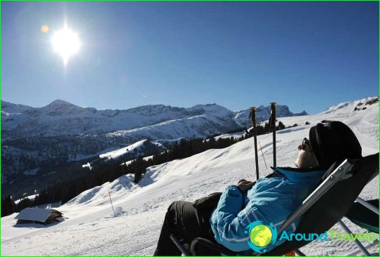 De beste resorts in Zwitserland