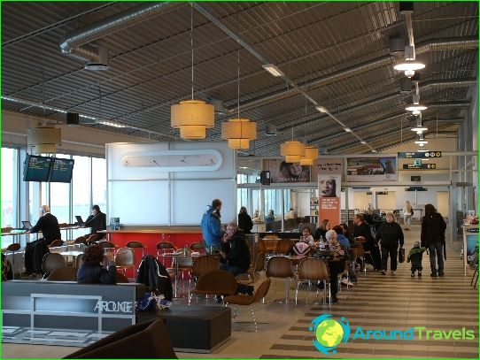 Lentokenttä Kirkenes