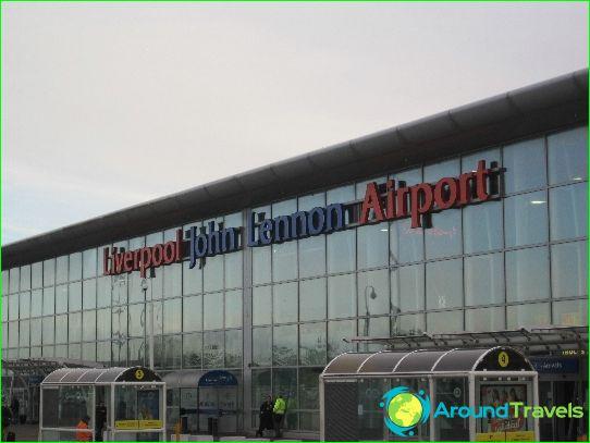Летище в Ливърпул