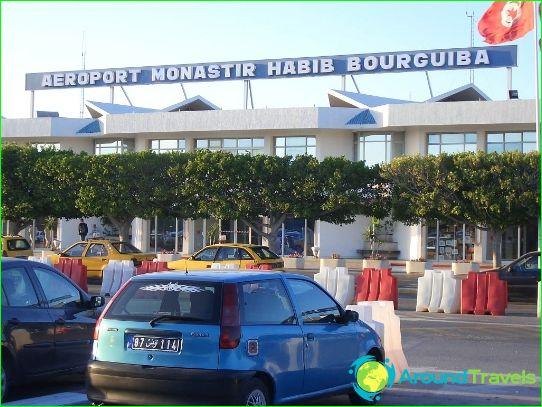 Lentokenttä Monastir