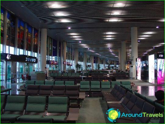 Luchthaven in Macau