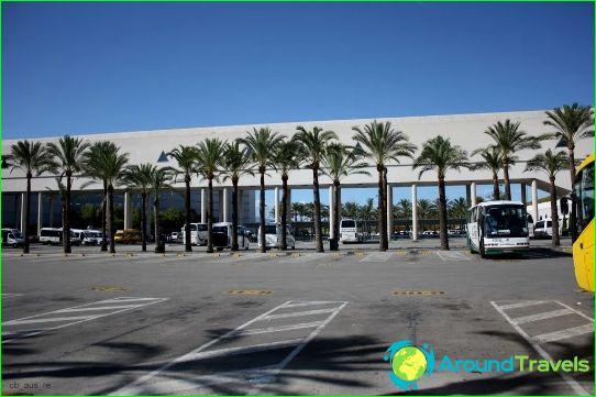 Lentokenttä Palma de Mallorcalla