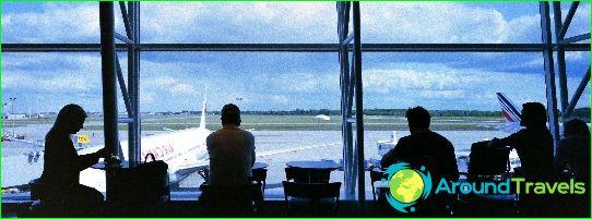 Lentokenttä Montreal