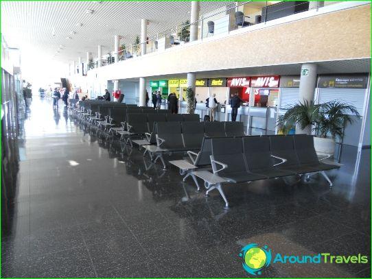 مطار ريوس