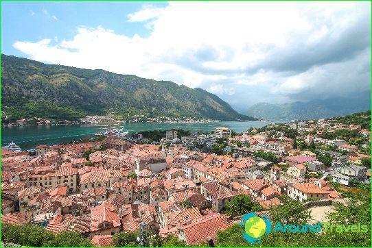 Vakantie in Montenegro in augustus