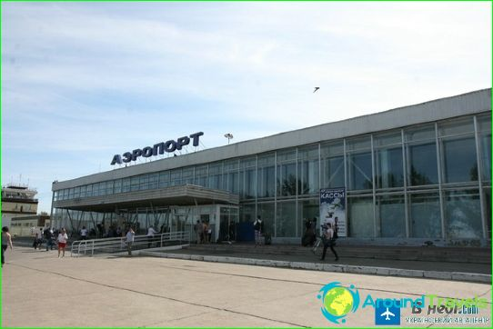 Luchthaven in Sumy