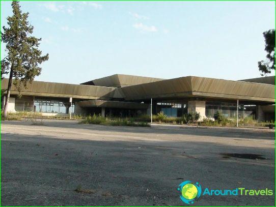 Lentokenttä Sukhumi