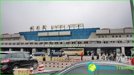 Harbinin lentokenttä
