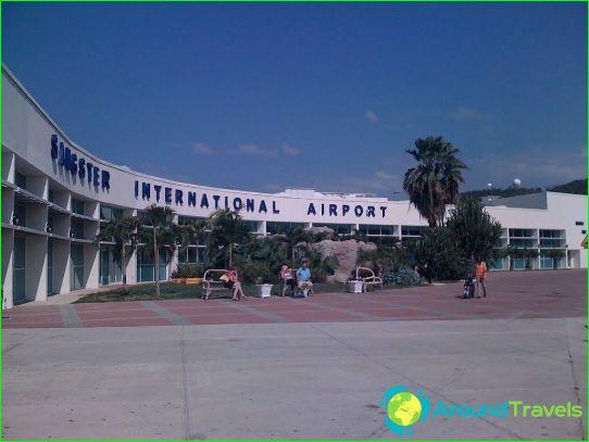 Летища в Ямайка
