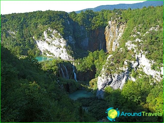 Vakantie in Kroatië in juli