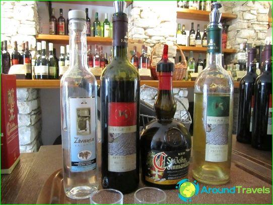 Ciprus italok