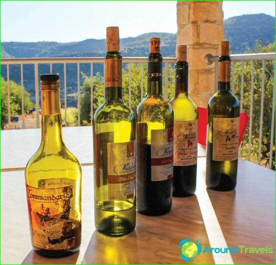 Cyprus Drankjes