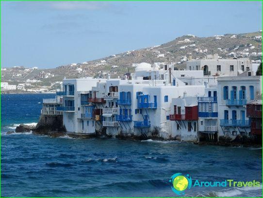 Почивки в Гърция през декември