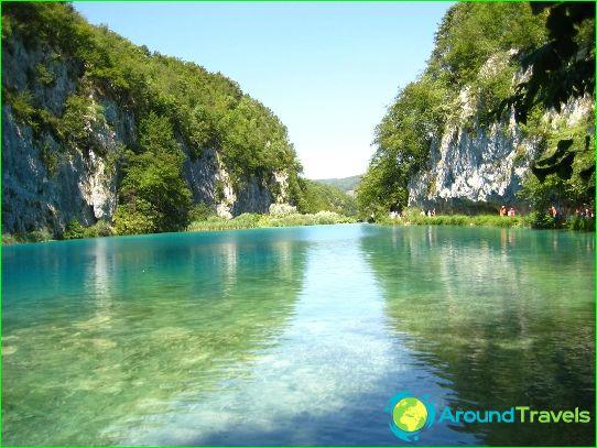 العطلات في كرواتيا في أغسطس