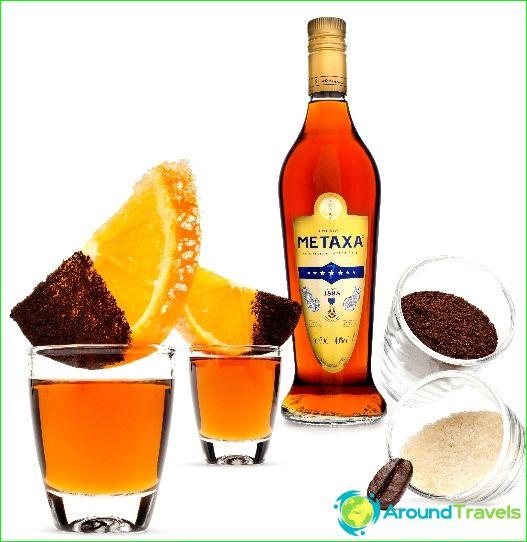 Напитки в Гърция