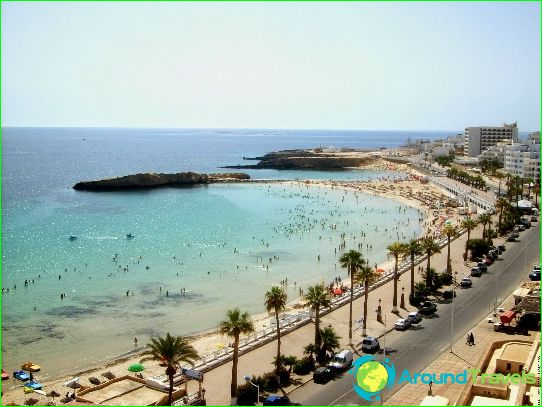 Почивки в Тунис през октомври