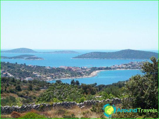 Vakantie in Kroatië in september