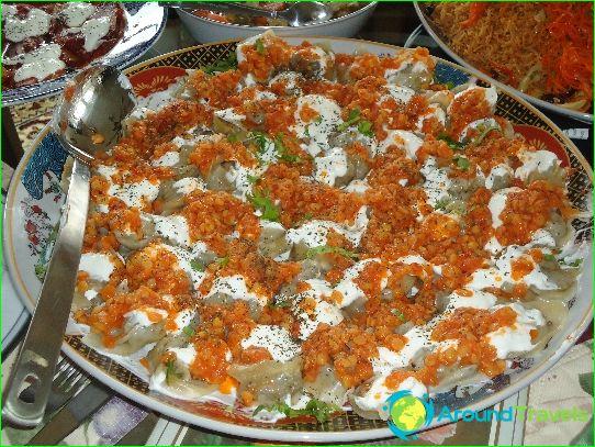 المطبخ التقليدي لأفغانستان