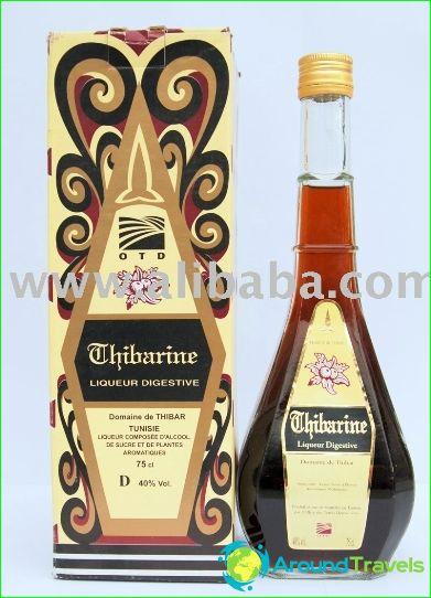 Тунис пие