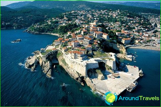 العطل في الجبل الأسود في أكتوبر