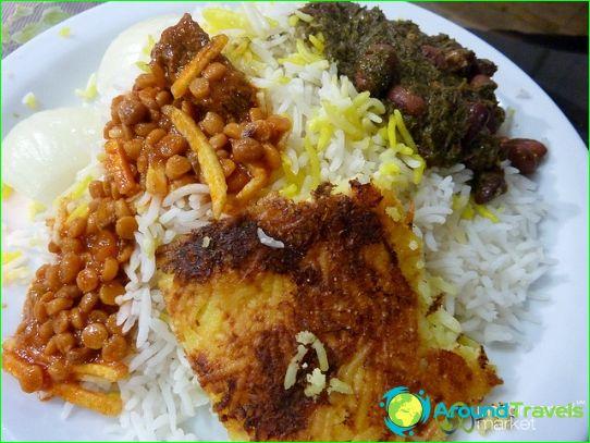 Традиционна иранска кухня